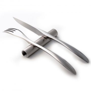 Steak Knife and Fork